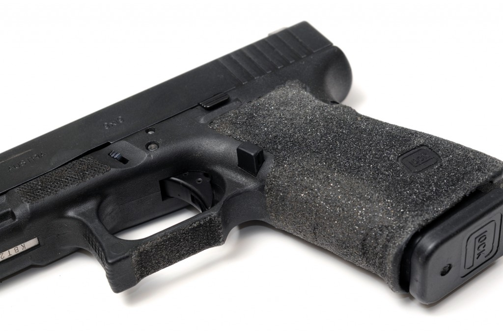 Glock 19 Extended Magazine Release