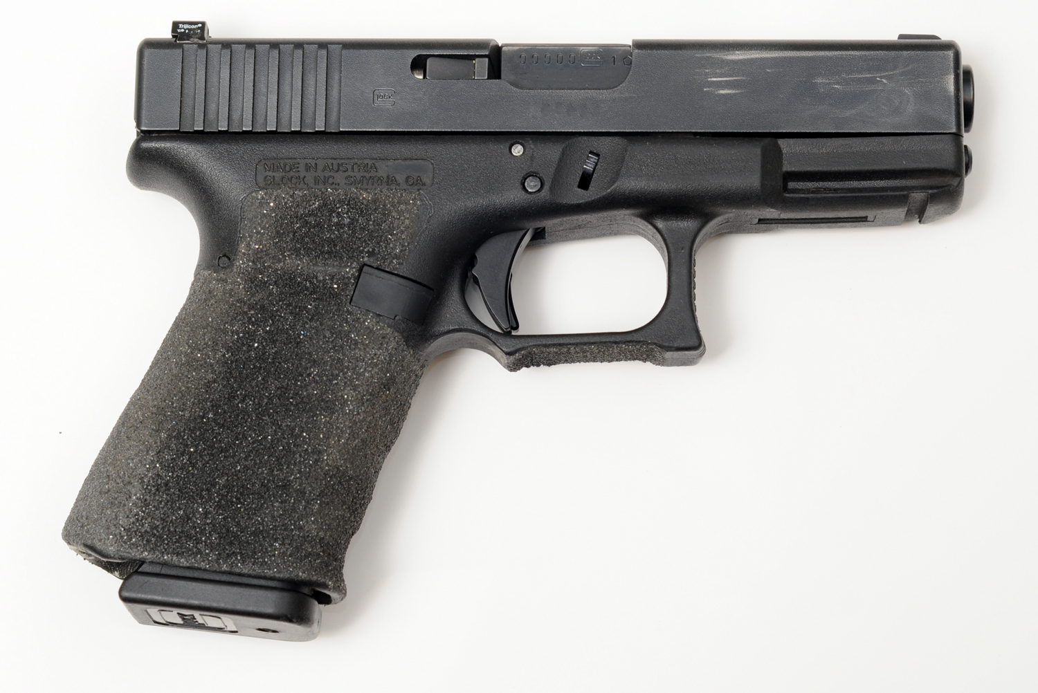 Glock 19 G19 Semi-Automatic Pistol Review - The Shooter's Blog
