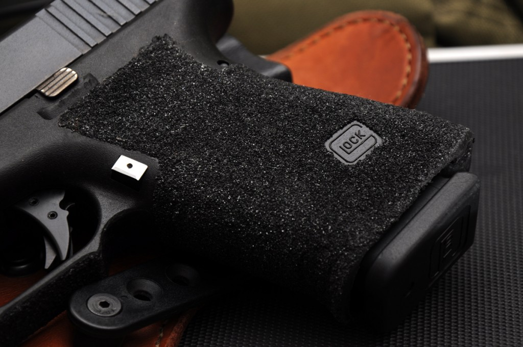 Glock 19 Custom Grip Job