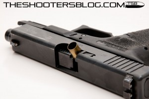 Glock 19 Stovepipe Malfunction