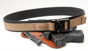 Ares Gear Ranger Belt - With Comp-Tac M-MTAC and Glock 26